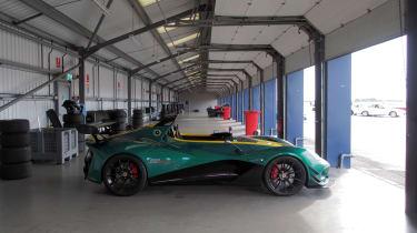 evo Trackday Bedford 27AUG - Lotus 3-11