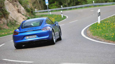 evo Magazine July 2014 - Porsche Cayman GTS