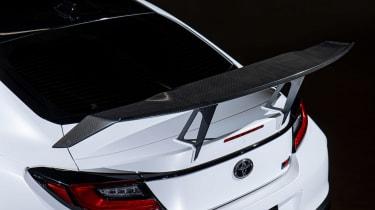 Toyota GR 86 Gazoo Concept – wing