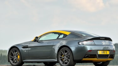 Aston Martin V8 Vantage N430 review, price and specs