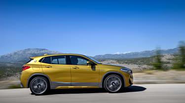 BMW X1 M Sport X - profile