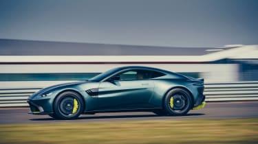 Aston Martin Vantage AMR revealed - side