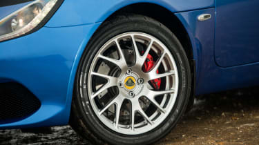 Lotus Elise Sport 220 - Wheel