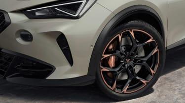 Cupra Formentor VZ5 revealed wheel