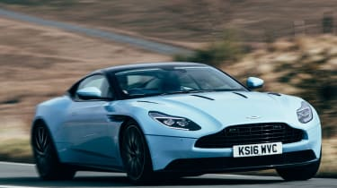 Aston Martin DB11 - front quarter
