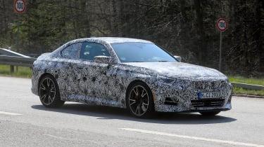 2021 BMW 2-series set 3 spy