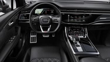 Audi SQ7 TDI - dash