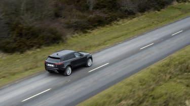 2021 Land Rover Range Rover Velar – top rear