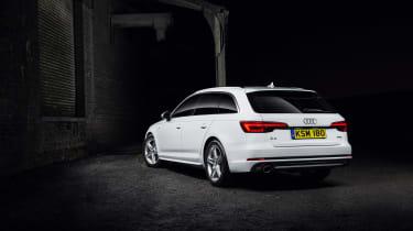 Audi A4 Avant - static