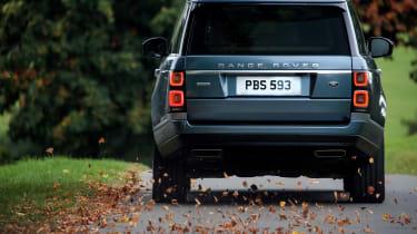 MY18 Range Rover - rear