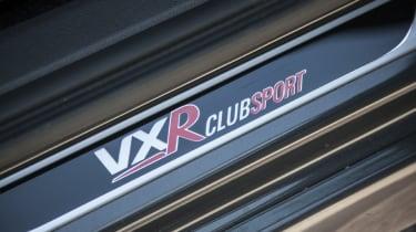 Vauxhall Corsa VXR Clubsport sill kickplate