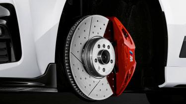 BMW 3-series G20 M Performance parts - brake disc