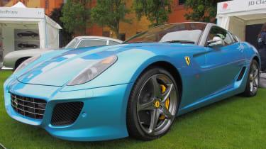 City Concours - Ferrari 599 SA Aperta