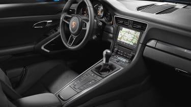 Porsche 911 GT3 Touring - Interior