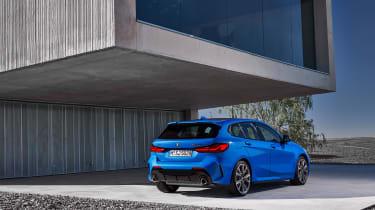 BMW M135i - rear