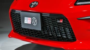 2022 Toyota GR86 - intake
