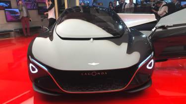 Aston Martin Lagonda Concept  – front