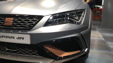 SEAT Leon Cupra R revealed at Frankfurt Motor Show detail