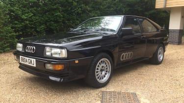 1984 Audi Quattro Turbo 10v