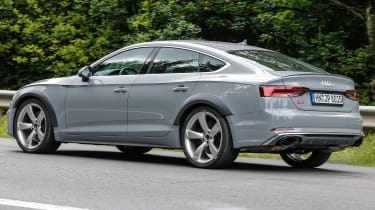 Spy - Audi RS5 Sportback rear