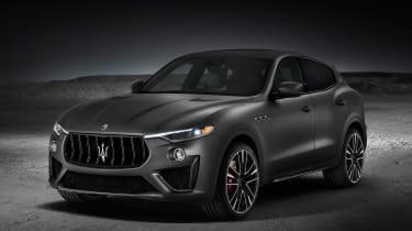 Maserati Levante Trofeo - front quarter