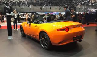 Mazda MX-5 30th Anniversary - profile