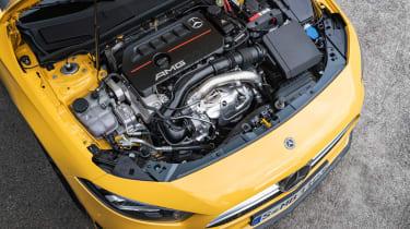 Mercedes-AMG A35 - engine