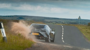 Roma GT test –LC action