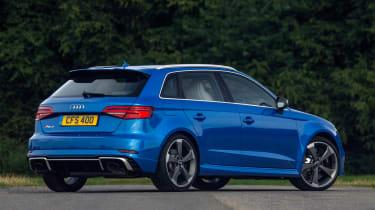 Audi RS3 Sportback - rear three quarter