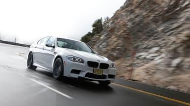 2012 BMW M5 manual
