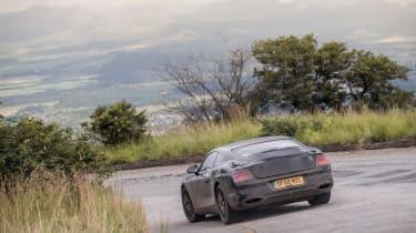 Bentley Continental GT - pre production SA rear 2