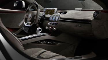 ATS Automobili GT - dash
