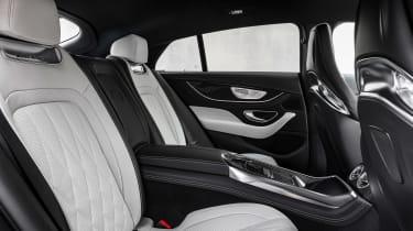 Mercedes-AMG GT53 MY22 – back seatsMercedes-AMG GT53 MY22 –