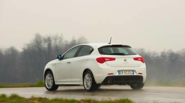 Alfa Romeo Giulietta 1.4 MultiAir review