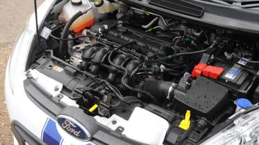 Ford Fiesta S1600 engine
