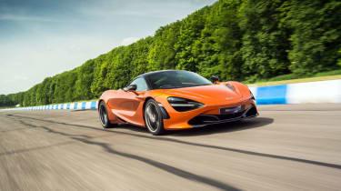 DMS McLaren 720S - front