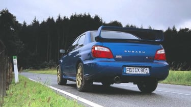 Subaru Impreza | Evo