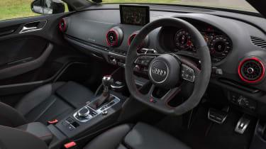 Audi RS3 Sportback - interior 2