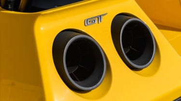 Ford GT - exhaust