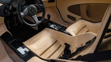 McLaren F1 LM Specification interior