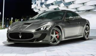 Updated 2013 Maserati GranTurismo MC Stradale