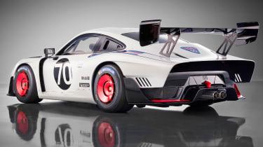 New Porsche 935  rear