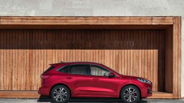 2019 Ford Kuga PHEV - side