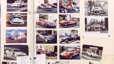 ?Just some of the cars GPR has worked on