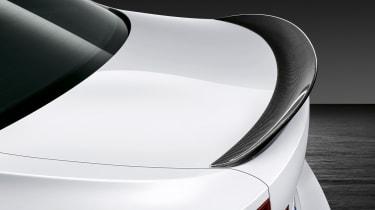 BMW M2 Competition M performance Parts – lip spoiler
