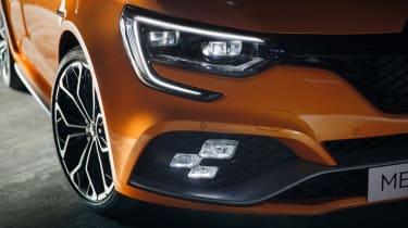 Renault Megane RS - lights