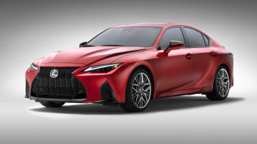 Lexus IS500 F Sport -