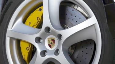 Porsche Cayenne Turbo wheel