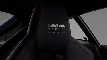 Aston Martin Vantage Red Bull Racing - headrest