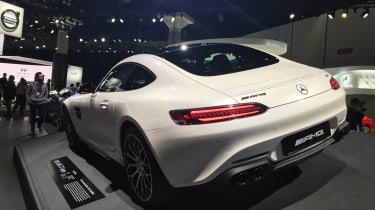 AMG GT live - rear